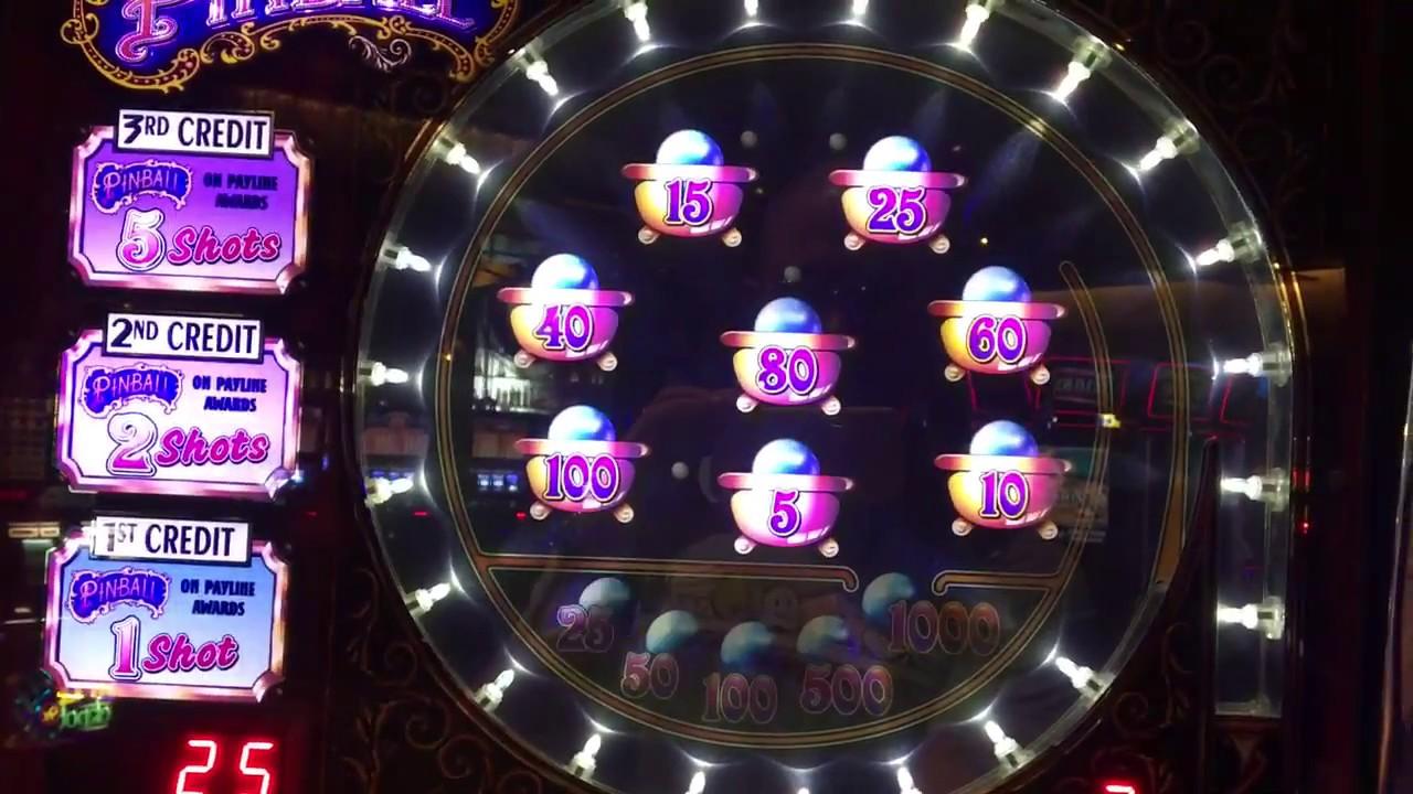 Pinball slot machines las vegas giochi da casino gratis online
