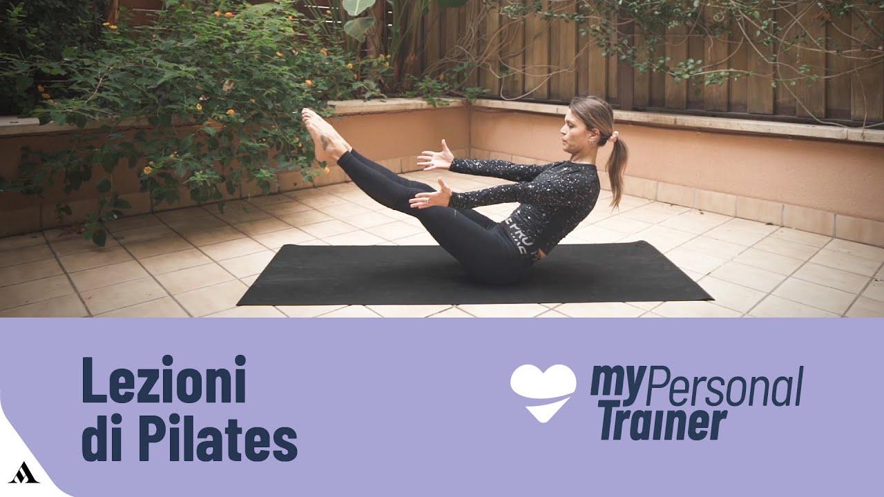 puoi perdere peso con i pilates mattoni