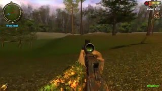 Hunting Unlimited 2011 PC Gameplay