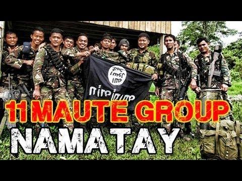 GOOD JOB AFP! 11 Maute Group Patay sa Bakbakan sa Butig Lanao Del Sur