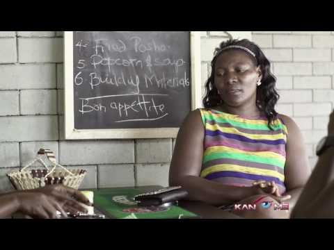 Video(skit): WARM BEER WITH ICE!? By Kansiime Anne