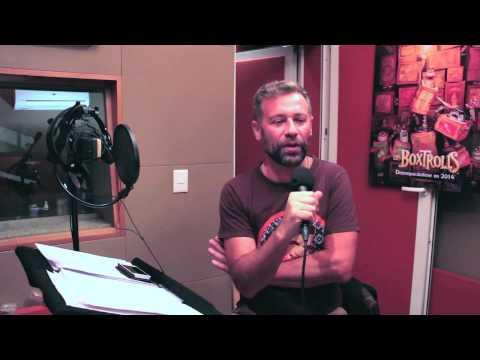 Los Box Trolls- Estreno - Entrevista a Juan Manuel Bernal
