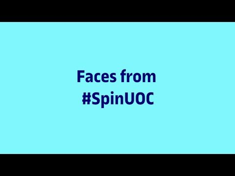 Come to meet SpinUOC speakers 2017