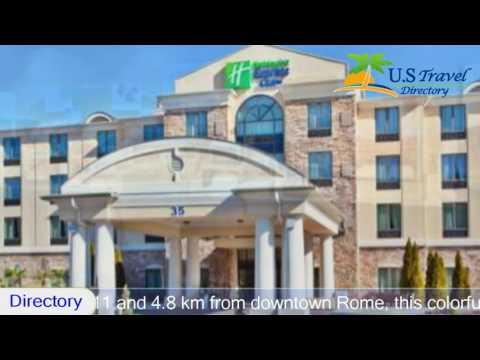 Holiday Inn Express Rome-East - Rome Hotels, Georgia