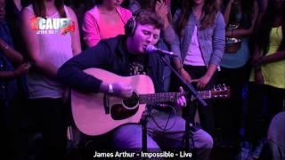 James Arthur - Impossible - Live - C