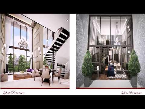 Loft Design Condo Singapore