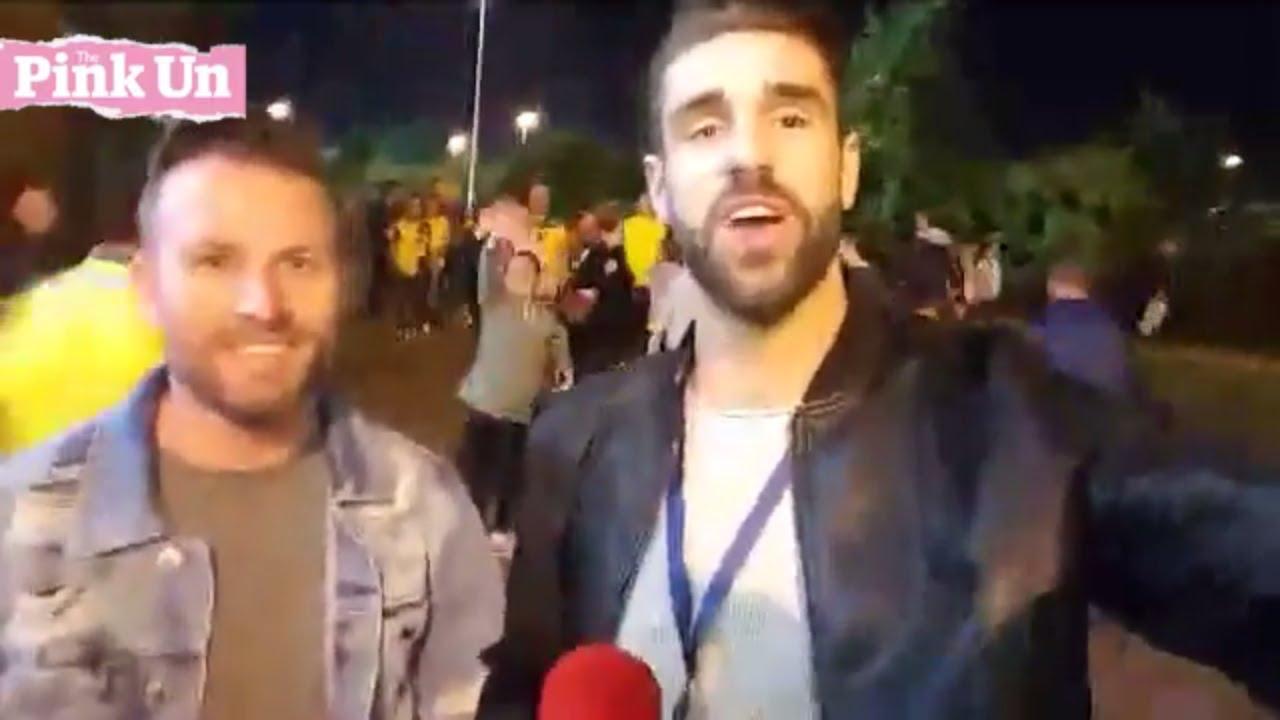 Norwich City Fans And Commentator Dan O 39 Hagan Talk