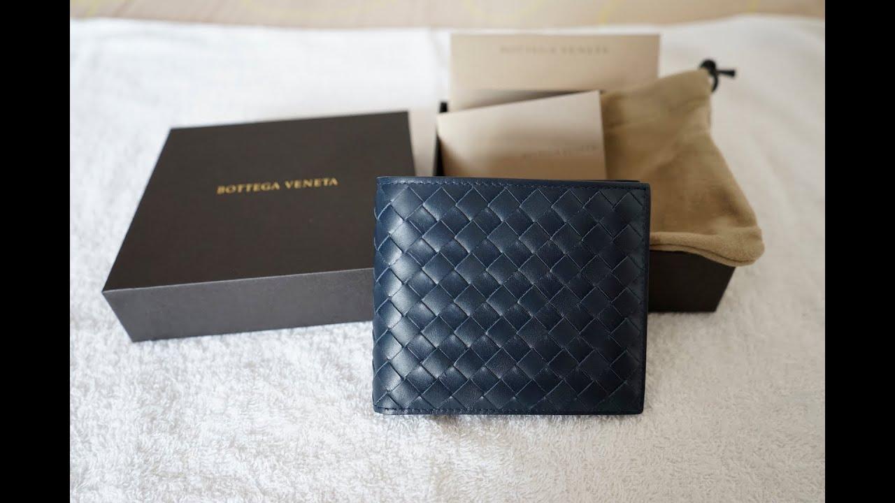 4feefca02e13 Unboxing Bottega Veneta wallet