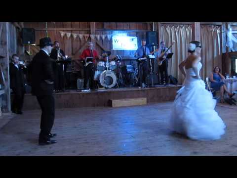 Father Daughter Dance  Soul Man  the Blues Brothers