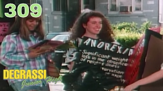 Degrassi Junior High 309 - Food for Thought | HD | Full Episode