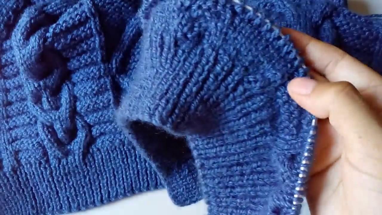 019189707 suéter para hombre talla L tejido en dos agujas - segunda parte by crónicas  del tejido