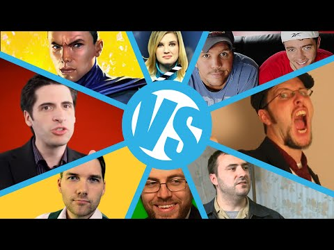 The Best YouTube Movie Critics : Movie Feuds ep151