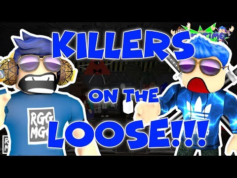 KILLERS ON THE LOOSE!