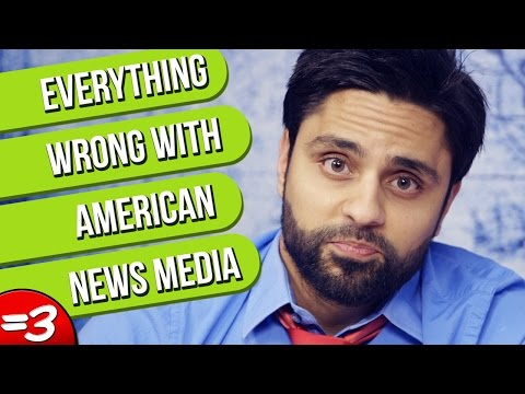 Everything Wrong with American News Media