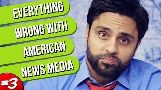 BOOZE LIGHTYEAR || Everything Wrong with American News Media