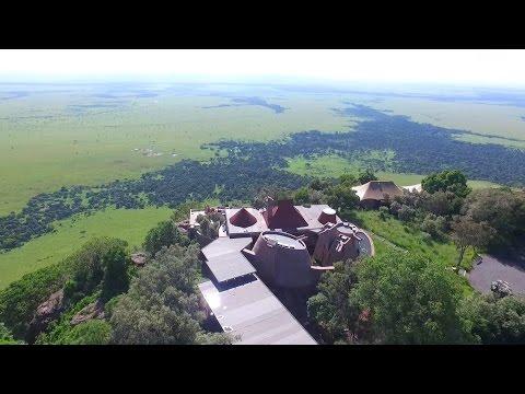 safariLIVE stay in luxury - Angama Mara Lodge