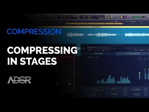 Compression Pro Tip - Compressing In Stages