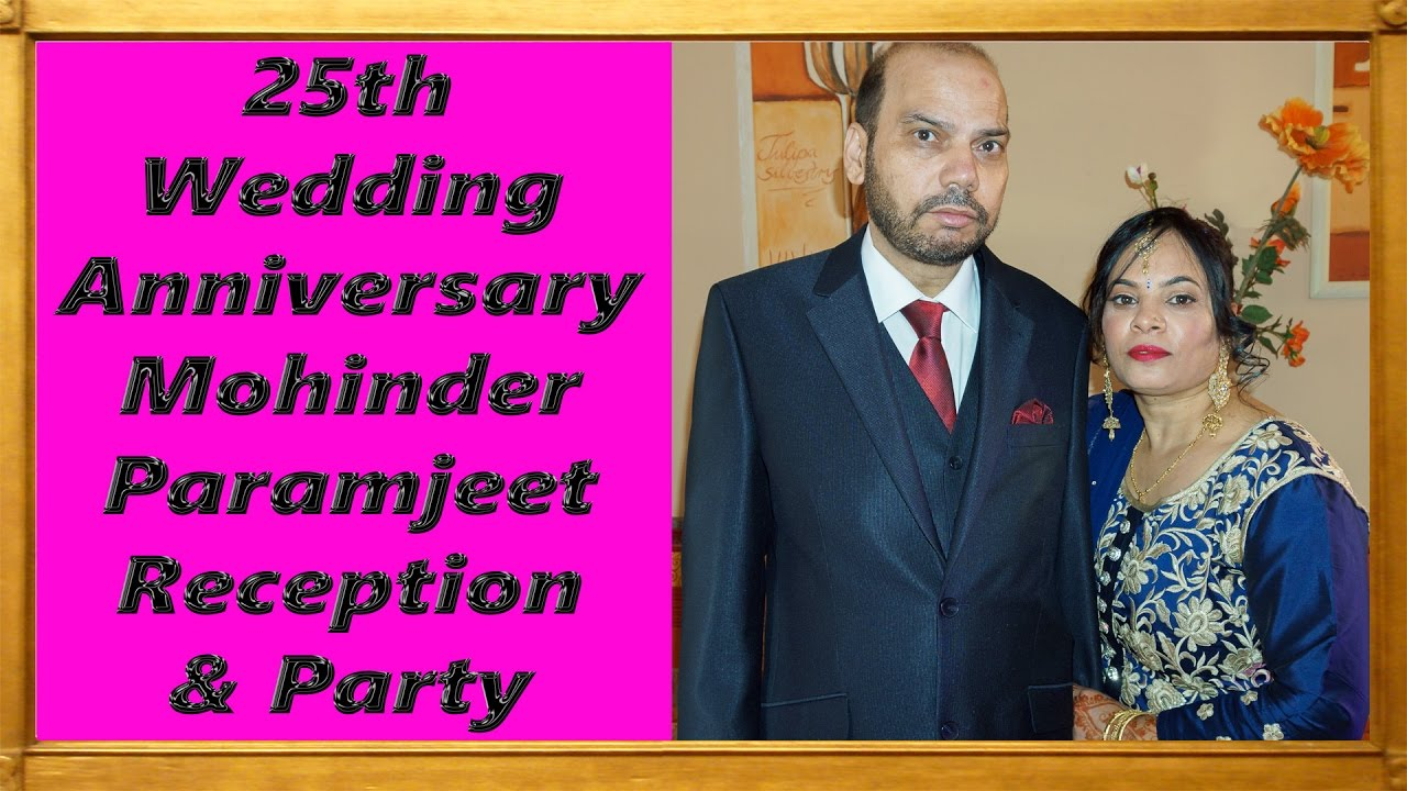 Th wedding anniversary mohinder paramjeet