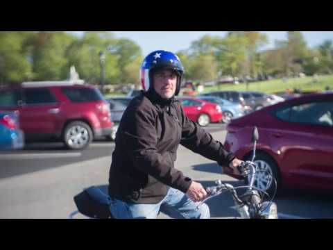 Scorpion Nvt Moped Ride Review Youtube
