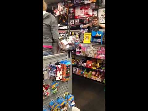 Trans guy goes Nuts when shopkeeper calls him sir