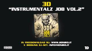 Vacca - Crash test INSTRUMENTAL (prod. by 3D)