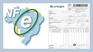 Como Emitir Nota Fiscal Eletrônica - UP KEY Software Personalizado