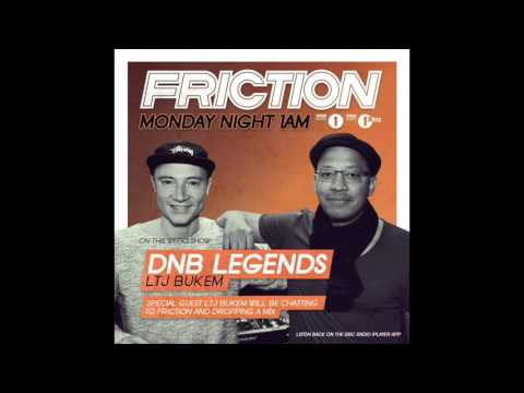 LTJ Bukem BBC Radio 1 Mix for Friction Nov 2015