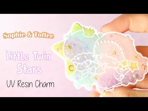 Little Twin Stars Resin Charm│Sophie & Toffee Subsription Box July 2019 Mp3