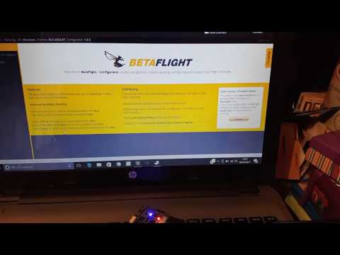 Betaflight won't recognise Flight controller - FIX
