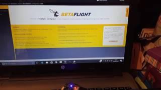 Betaflight won't recognise Flight controller - FIX