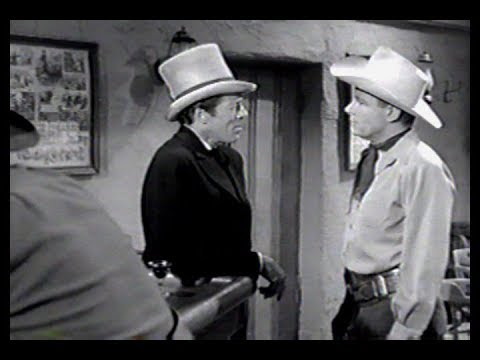 Desperadoes Of The West - Ep.1, Tower Of Jeopardy - Tom Keene as Richard Powers