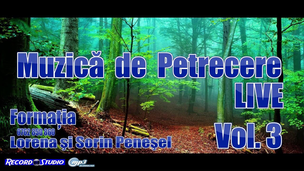 Muzica De Petrecere Lorena Si Sorin Penesel Marulet Inflorit