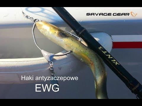 Szkółka SavageGear - Haki antyzaczepowe EWG.