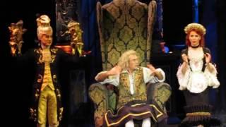 В.Ябчаник в роли Мориса (мюзикл Красавица и Чудовище)