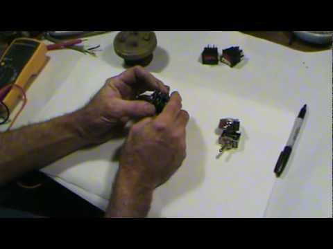 La Pavoni Europiccola Wiring Guide Part II - YouTube