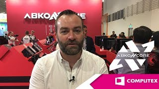 [Cowcot TV] COMPUTEX 2019 : Le stand ABKONCORE