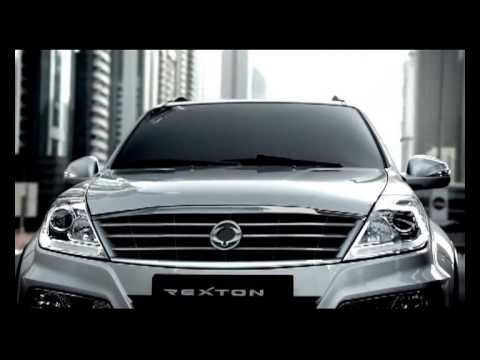 SsangYong Rexton by Mahindra - Indulge Yourself TVC