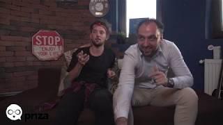 Horatiu-Adrian Cuc ( Noaptea Tarziu ) - Discutii cu Priza