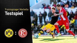 BVB -  Fortuna Düsseldorf 2:0 | Highlights - Testspiel im Trainingslager