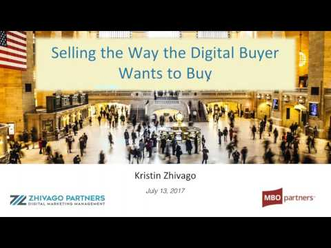 Selling the Way the Digital Buyer Wants to Buy