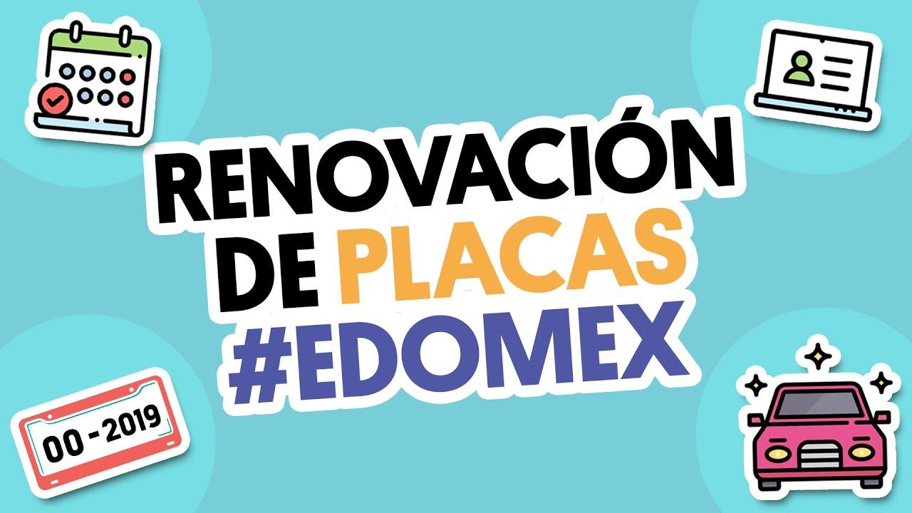 Cambio de placas del df al estado de mexico 2020