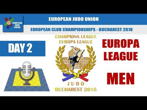 European Club Championships - Europa League MEN - Bucharest 2018