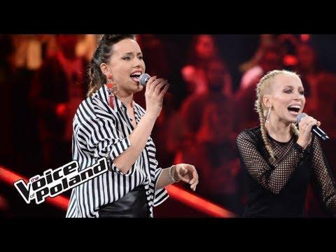 """Asia """"Azzja"""" Mądry vs Joanna Karwacka - """"Na językach"""" - Battle - The Voice of Poland 8"""