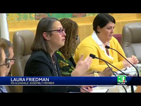 Retired California Supreme Court judge weighs in on Capitol harassment