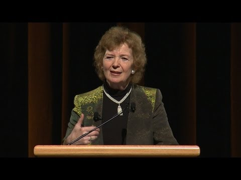Climate Justice with Mary Robinson