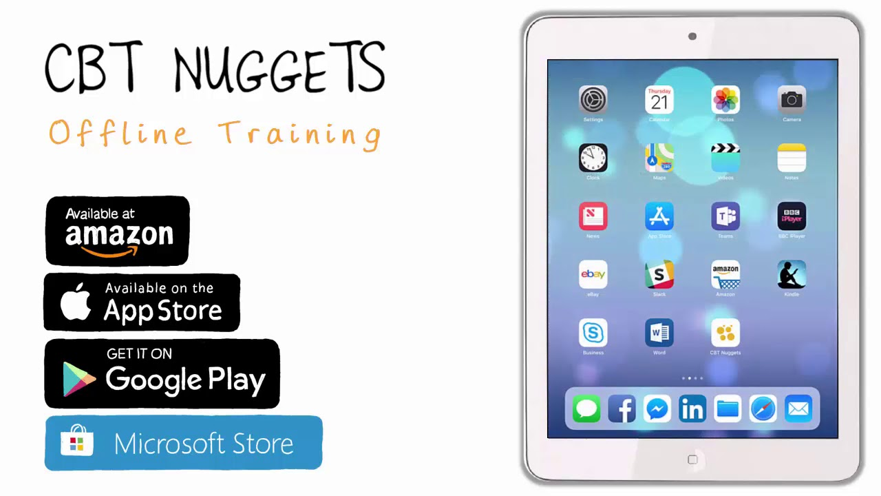 Using the CBT Nuggets Mobile App – Help Center