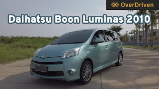 Daihatsu Boon Luminas 2010 - Calon Penerus Avanza-Xenia yang Gak Jadi!