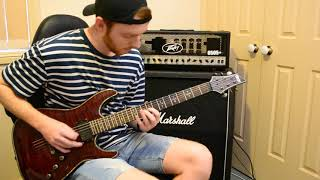 Parkway Drive - Chronos - Guitar Cover - HD