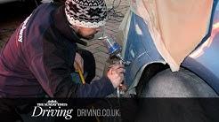 Professional roadside scratch repairs explained