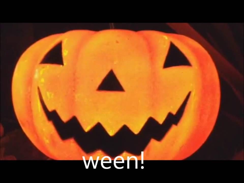 Hallo Hallo Hallo Halloween Dansk - YouTube